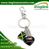 Porte-clés de maman de sourire de la Jamaïque pour le ramassage