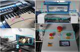 De mini CNC Scherpe Machine van de Laser/Laser CNC die 6090 snijden