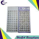 華Taiのめっきの衣服ボタンの出版物ボタン2#の白