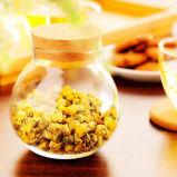 Опарник хранения еды боросиликатного стекла для печений и сухой еды/стеклянного опарника хранения