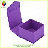 Вставка ЕВА коробки подарка черного Clamshell бумажная упаковывая магнитная