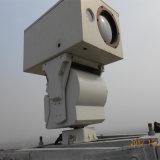 Rádio térmico da potência solar de Onvif da câmera da fiscalização da segurança do IP do Multi-Sensor PTZ da escala longa