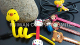 PVC Fridge Magnet de 3D Soft em Souvenirs (FM203)