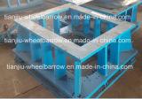La brouette de roue simple plus vendue de roue de la qualité de la Chine moule Wb3800
