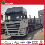 Two Hydles Car Carrier Hydraulic Car Transport Truck