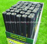 Alta tela plástica tratada ULTRAVIOLETA de la cubierta de tierra del control Mat//Plastic de Weed Mat//Agriculture Weed