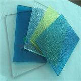 Fluorescência Polycarbonate Sheet 100% em Virgin Bayer/Lexan Material 10 Years nenhum Deformation