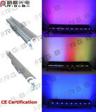 Het Licht van de waterdichte RGB LEIDENE 27*3W Wasmachine van de Muur voor Openlucht