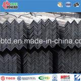 Het Hoekstaal van Mej. Hot-rolled Roestvrij staal in Fabriek