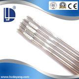Poco elettrodo di alluminio della lega della saldatura di Aws E4047 dello spruzzo