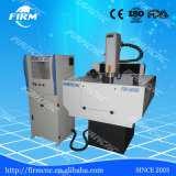 Гравировка металла прессформы ботинка FM6060 филируя прессформу CNC делая машину