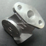 China Low Cost Aluminum Die Cating Manifold mit CNC Machining