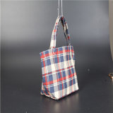 カスタム印刷の高品質のハンドルのショッピング・バッグ