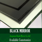Miroir en verre décoratif de renivellement de miroir de salle de séjour de pièce de sommeil de salle de bains de feuille de miroir du miroir 3mm de couleur