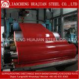 El color de la alta calidad cubrió a importador de acero de la bobina hecho en China