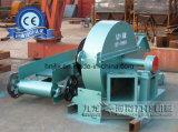 新しく熱い販売のドラムタイプ木製の砕木機