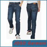 Джинсыы ноги средств индига людей прямые (JC3024)