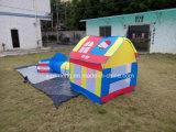 أطفال جديات منزل لعبة خيمة مع نفق