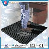Öl-Widerstand-antibakterielle Küchematt-Badezimmer-Bodenbelag-Matratze
