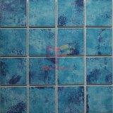 파란 세라믹 수영풀 모자이크 (CST7303)