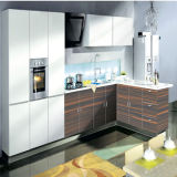주문품 High Gloss UV Kitchen Cabinet (ZHUV 공장)