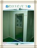 2개의 문 청정실을%s 전자 맞물려진 공기 샤워