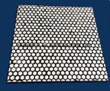 Fodera composita d'acciaio di gomma di ceramica come rivestimenti resistenti all'uso dello scivolo