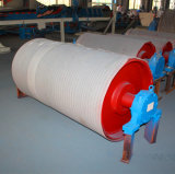 Lagged durable Pulley/Heavy Pulley/Mining Pulley pour Belt Conveyor