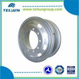 Cerchione Polished e forgiato del camion della lega di alluminio