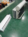 4HP 3ton Quiet C.A. rachada Tkf do condicionador de ar solar híbrido fixado na parede Running (R) -100gwa