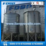 Silo seguro de la estructura para el almacenaje de la soja con el silo del acero del maíz del sótano