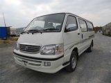 Diesel de China y microbús de los asientos de los asientos -15 de la gasolina 5 (LHD/RHD)