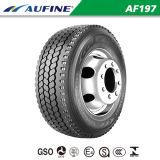 Aufine Marke Beliebteste Radial Anhänger LKW Reifen (385 / 65R22.5 mit Reach, Kennzeichnung)