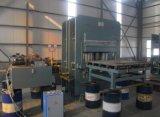 Vorlagenglas-Presse-Maschine für Gummiblatt