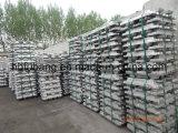 Lingot en aluminium pur 99.7% de qualité avec le prix usine