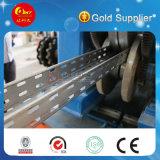 De Hky rodillo de acero ajustable automático de la bandeja de cable por completo que forma la máquina