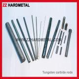 Produtos redondos do carboneto cimentado de Rod do carboneto do espaço em branco de Rod do carboneto cimentado