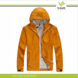Облегченное Foldable Windbreaker Jacket и Bags (KY-J022)