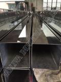 Tube Polished d'acier inoxydable (304, 316L, 201, 430)