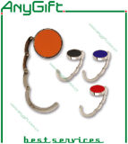 Forma Metal Purse Hanger com Customized Color (LAG-pH-13)