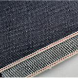 ткань Stocklot 0856 оптовой продажи джинсовой ткани Selvedge 13oz