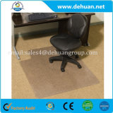 Estera de la oficina del PVC de Dehuan para la alfombra que protege 1524mml*168mmw
