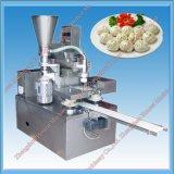 Pain bourré par machine bourré cuit à la vapeur de pain formant la machine