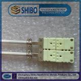 Tipo celebrado termocoples de S de Ptrh-PINTA para el horno
