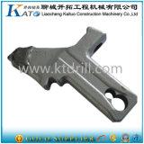 Flache Zähne der Felsen-Bohrung für Technik-Aufbau R1