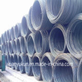 Fil d'acier Rod 10.5mm d'ASTM AISI SAE 1006/1008/1010 normal
