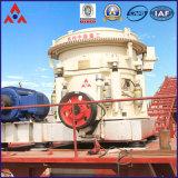 Concasseur de pierres de broyeur hydraulique de cône de série de HP