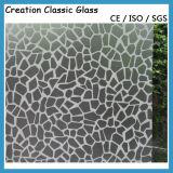 세륨 & ISO9001를 가진 건물 유리를 위한 4-12mm 부드럽게 한 젖빛 유리