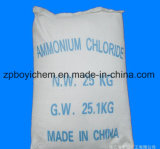 99.5% Produção do cloreto de amónio do grânulo de China