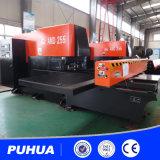 5つの軸線CNCサーボ運転されたCNCのタレットの打つ出版物機械
